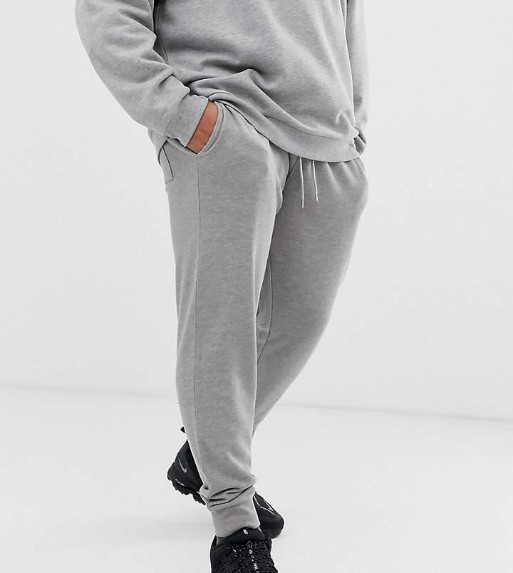 2e12c2ec Design DESIGN Plus skinny sweatpants in gray marl