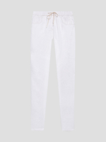 DKNY Pure Pull On Pant With Drawcords And Cuff