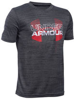 Under Armour Boys 8-20 Logo Athletic Tee