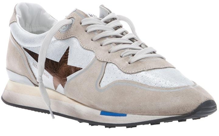 Golden Goose Deluxe Brand running trainer