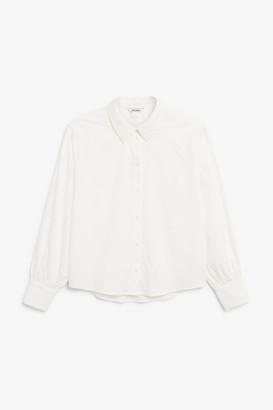 Monki Raglan shirt