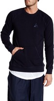 Control Sector Caution Crew Neck Hoodie