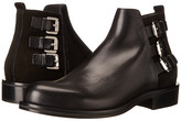 CNC Costume National Triple Buckle Ankle Boot