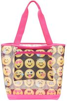 Kids Emoji Beach Tote