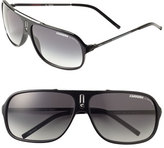 Carrera Men's Eyewear 'Cool' 65Mm Aviator Sunglasses - Black