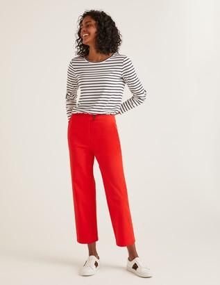Brampton Cropped Trousers