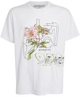Givenchy Peony Print T-Shirt