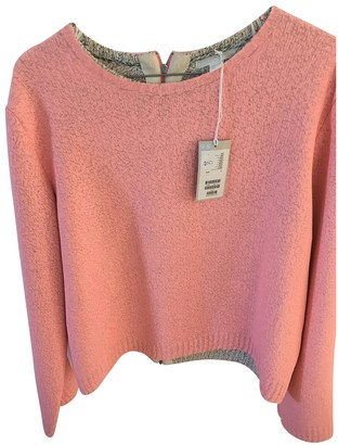 Cos Pink Cotton Knitwear for Women