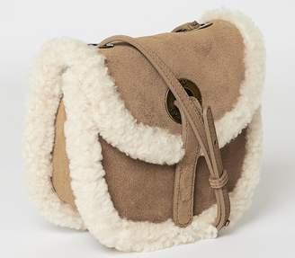 UGG Heritage Crossbody Bag Chestnut