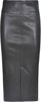 Drome Side Zipped Skirt