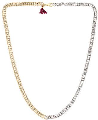 Shashi Maui Two Toned Necklace