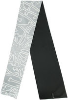 William - Greybones printed charmeuse scarf - men - Silk - One Size
