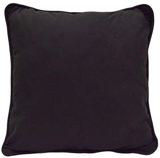 American Heritage Textiles Solid Square Pillow