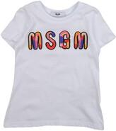 MSGM T-shirts - Item 12000696