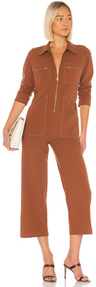 Rachel Pally Winter Linen Canvas Shelby Jumpsuit