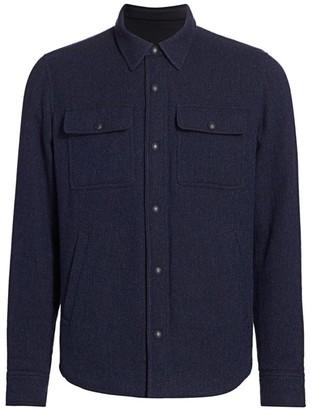 Ralph Lauren Purple Label Leeson Reversible Jacket