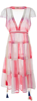 Lemlem Banu Ruffle Midi Dress