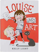 Harper Collins Louise Loves Art