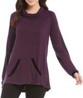 XCVI Velvet Trimmed Aritzar Pullover