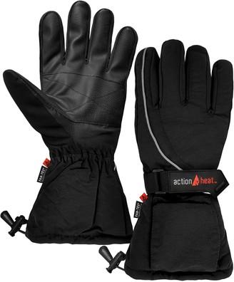 ActionHeat Women's AA Battery Heated Snow Gloves