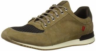 Marc Joseph New York Men's Genuine Leather Made in Brazil Luxury Fashion Trainer Sneaker