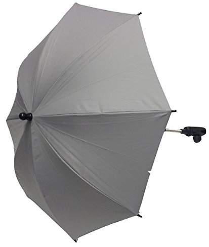 Peg Perego For-Your-little-One Parasol Compatible with Book Parasols, Grey