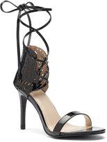 N.Y.L.A. Sanleave Women's High Heel Sandals