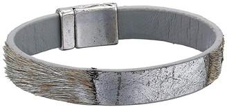 M&F Western Metallic Cuff Bracelet