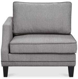 Thumbnail for your product : Madison Park Signature Westley Modular Sofa Left Arm, Quick Ship