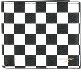 Givenchy chessboard cardholder - men - Calf Leather - One Size