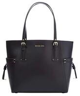 MICHAEL Michael Kors Voyager East/West Tote (Black) Tote Handbags