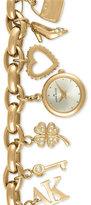 Anne Klein Charm Bracelet Watch