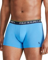 Polo Ralph Lauren Stretch Cotton Jersey Boxer Briefs - Pack of 3