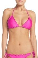 Luli Fama 'Wavy' Bikini Top