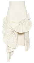 Jacquemus Asymmetric skirt