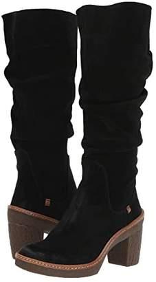 El Naturalista Haya N5178 (Black) Women's Shoes