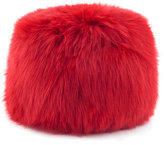 Bandits Girl Faux-Fur Russian Hat, Red