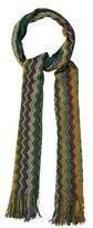 Missoni Wool Fringe Scarf