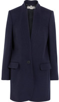 Stella McCartney Bryce Wool-blend Coat - Midnight blue