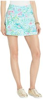 Lilly Pulitzer Madison Skort (Multi What A Lovely Place) Women's Skort