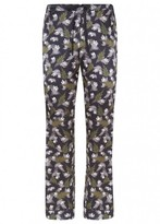 Meng Silk Satin Trousers
