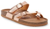 Mad Love Women's Prudence Footbed Sandals