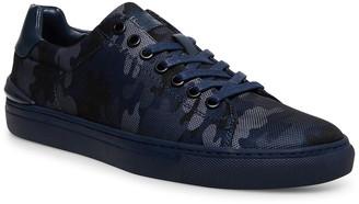 Steve Madden Trig Camo Print Low Top Sneaker