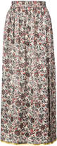 ADAM by Adam Lippes patterned maxi skirt