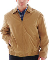 JCPenney THE FOUNDRY SUPPLY CO. The Foundry Big & Tall Supply Co. Microfiber Golf Jacket