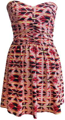 Parker Red Silk Dress for Women