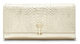 Louise et Cie Yvet – Textured Flap Clutch3