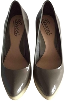 Gucci Patent Leather Court Shoes
