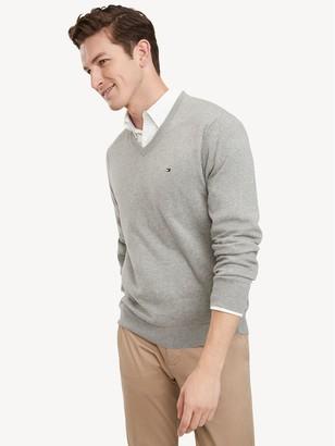 Tommy Hilfiger Essential V-Neck Sweater