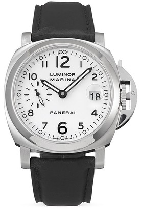 Panerai 2005 pre-owned Luminor Marina 40mm